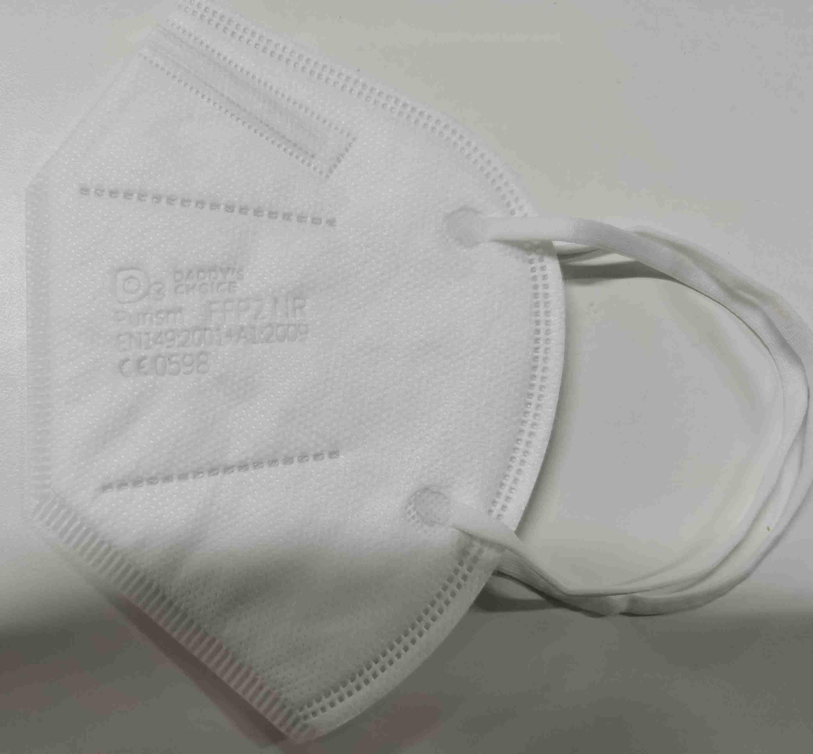 AKTION, FFP2 Masken, CE zertifiziert,  SET 20STK